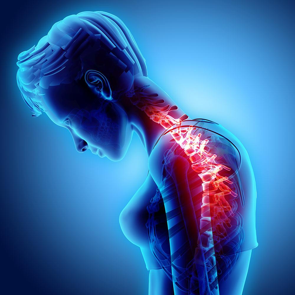 Гръбначният стълб - индикатор за кармата