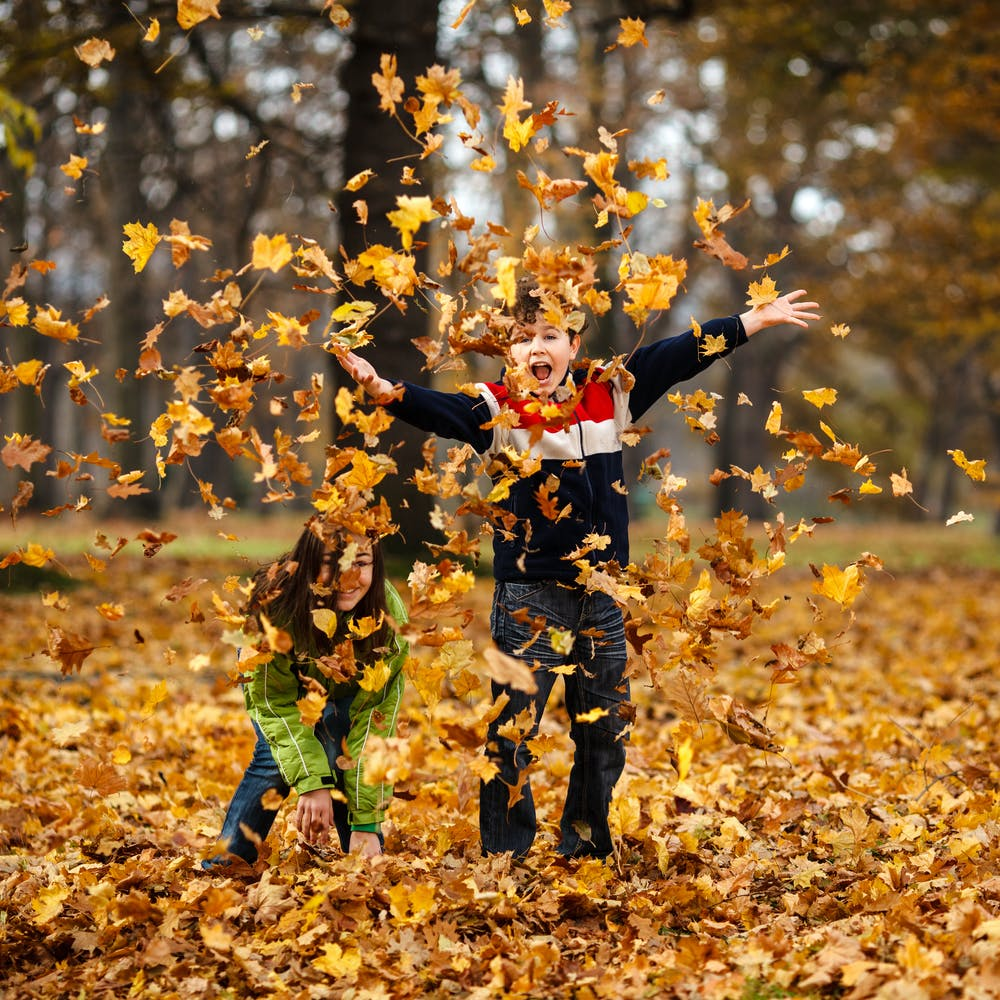 Как да сме здрави и с настроение през есента и зимата
